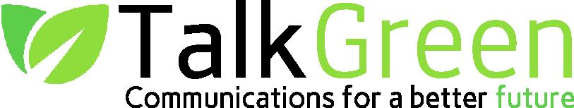 logo talkgreen cores iguais